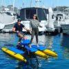 Hydrobike Angler Fishing
