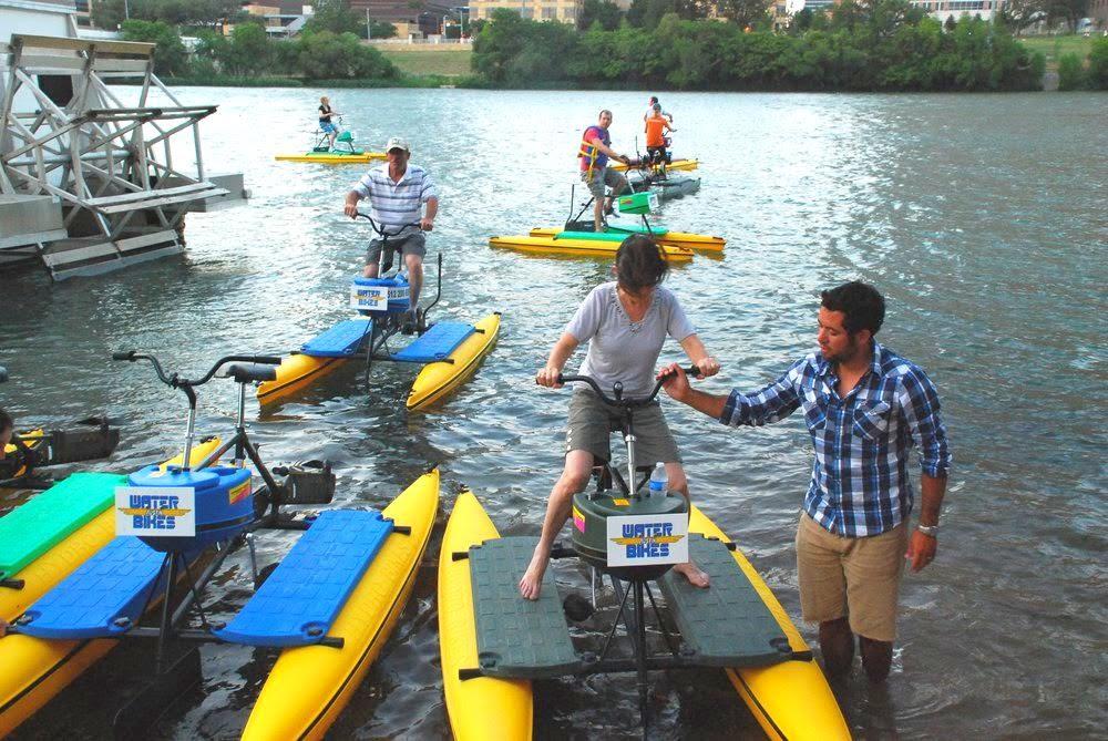 hydrobike rental business canada